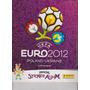 Album De Figurinhas - Uefa / Euro : 2012