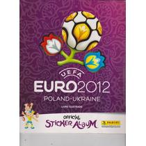 Albuns De Figurinhas - Uefa / Euro : 2012