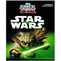 Star Wars Force Attax Album Cards / Figurinhas Completo