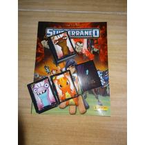 Álbum De Figurinhas Slugterrâneo Disney