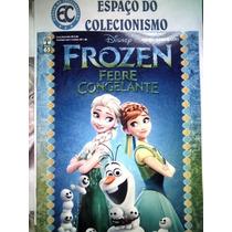 Lote 100 Figurinhas Difer. Frozen Febre Congelante Sem Álbum