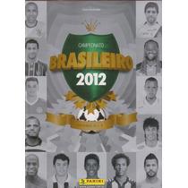 Albuns De Figurinhas - Campeonato Brasileiro 2012/ Vazio