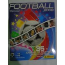 Album Football 2008 Belgique Panini Colado