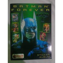 Album Batman Forever- Ed.merlin Colado
