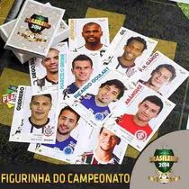 100 Figurinhas Brasileirão 2014 + Album Vazio