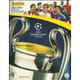 Álbum Uefa 2014/2015 - Completo - Para Colar
