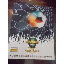 Álbum De Figurinhas - Campeonato Brasileiro 2013