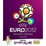 Álbum De Figurinhas Euro 2012 - Poland-ukraine - Vazio