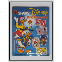 Album Show Disney Profissões - Capa Azul - F(508)