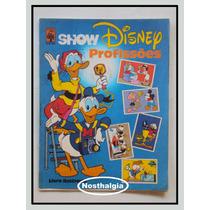 Album Show Disney Profissões - Capa Azul - F(509)