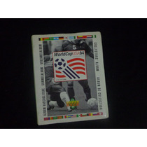 Fichario Cards World Cup Usa 94 Upper Deck Ed.usa