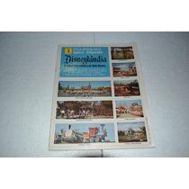 Álbum De Figurinhas Disneylândia-completo