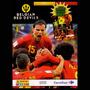 Copa 2014 - Encarte Extra Bélgica Carrefour Promocional