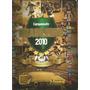 Album Figurinhas - Campeonato Brasileiro 2010 - Incompleto