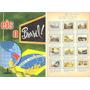 Belo Álbum De Figurinhas Eis O Brasil / Completo. Anos 60