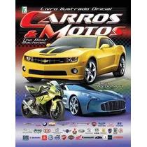 Carros E Motos Album Completo Com 288 Figurinhas