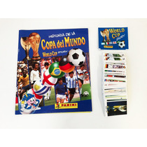 Álbum Panini World Cup Story 1990 Completo Figurinhas Soltas