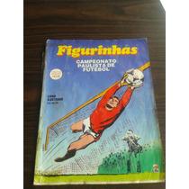 Album De Figurinhas - Campeonato Paulista 1988
