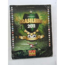 Album Campeonato Brasileiro De 2011! Faltando Páginas Figura