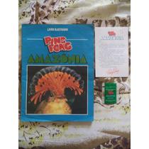 Album Ping Pong Amazônia Com Embalagem E Carta Apresentação
