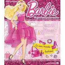 Barbie O Guarda Roupa Dos Sonhos - Album Figurinha Completo