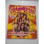 Álbum Chiquititas Com Poster Bom Estado