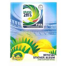 Ml-2169 Album De Figurinhas Fifa Brasil 2013 (completo)