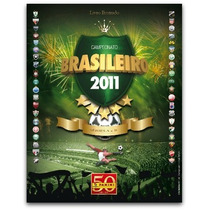 Álbum Campeonato Brasileiro 2011 Completo