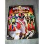 Power Rangers Super Samurai - Album Figurinhaas Incompleto