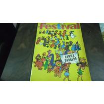 Album De Figurinhas Festival Hanna Barbera - Faltam 8