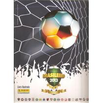 [b.machado] Álbum Campeonato Brasileiro 2013 - Vazio