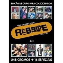 Rebelde Edição De Ouro - Album De Figurinhas Vazio