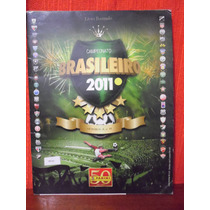 Album - Campeonato Brasileiro 2011 - Séries A E B - Panini