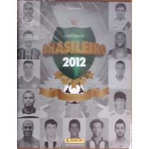 Álbum Figurinha Vazio Panini Camp Brasileiro 2012