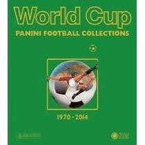 Livro Impresso Panini Albuns Copa 1970 A 2014 Pronta Entrega