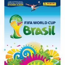 Álbum - Copa Do Mundo 2014 - Capa Dura - Vazio - Lacrado