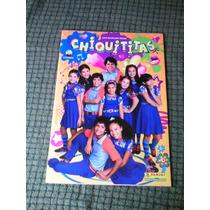 Chiquititas (2013) Livro Ilustrado Oficial (vazio) - Panini
