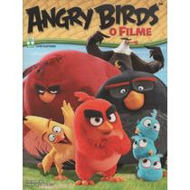 Álbum Figurinhas Angry Birds O Filme - Completo - Para Colar