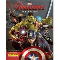 Álbum Vingadores - Era De Ultron, Completo - Lançamento
