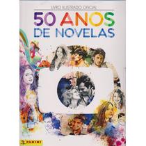 Albuns De Figurinhas - 50 Anos De Novelas- Vazio/novo