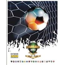 Álbum Panini Campeonato Brasileiro 2013 Capa Dura (vazio)