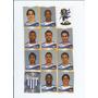 Campeonato Brasileiro 2010 - Time Completo Avai - 8.00