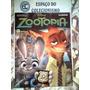 Álbum + Lote 100 Figurinhas Diferentes Zootopia