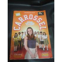 Carrossel - Álbum Figurinhas 2012 - Panini