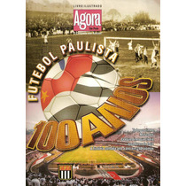 Álbum De Figurinhas Digitalizado Futebol Paulista 100 Anos