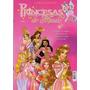 Album Princesas Do Mundo, Completo Com Figurinhas Para Colar