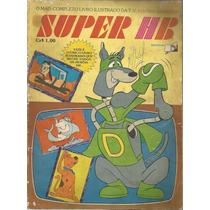 Brasil 1977 Álbum De Figurinhas Super Hb Ed. Saraiva
