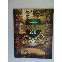 Album Campeonato Brasileiro 2010! Com 320 Figurinhas Coladas