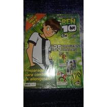 Álbum De Cards Ben 10 Completo - Figurinhas Soltas