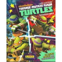 Album Teenage Mutant Ninja Turtle Tartarugas Ninja Sem Colar